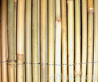 Round Bamboo 6x10ft