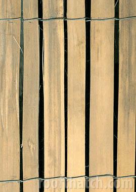 Flat Bamboo 6x15ft