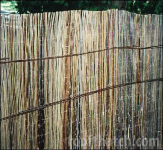 Willow Fencing / Privacy Screening