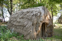 16th Century English Pilgrim Wigwam