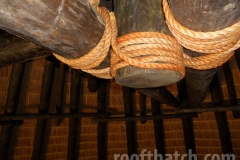 Natural Sisal Rope Wrapping